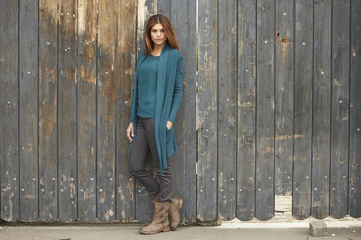 Beautiful knitwear in lovely autumn colours!