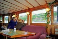 Have a more intimate cruising experience on a small boat, with up-close glacier viewing and unplanned stops for wildlife viewing.