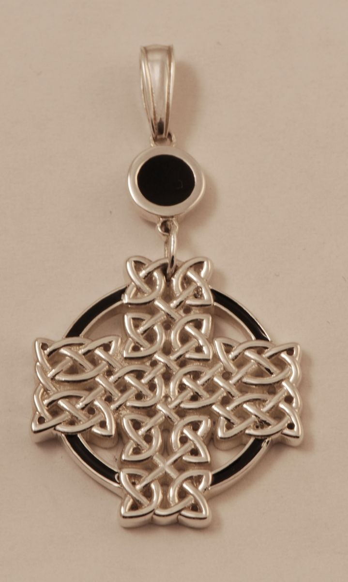 Celtic Knot Cross