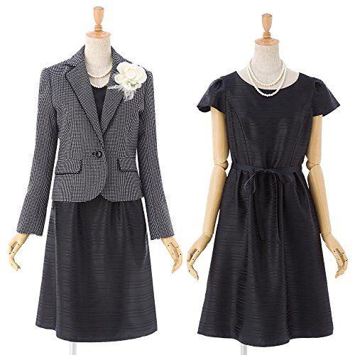 【スカートスーツ】アンジェリカAngelica 19970 アンサンブルスーツ 高品質セレモニースーツ ワンピーススーツ ブラック 黒 白 ネイビー 紺 ノーカラー - http://ladysfashion.click/items/119408