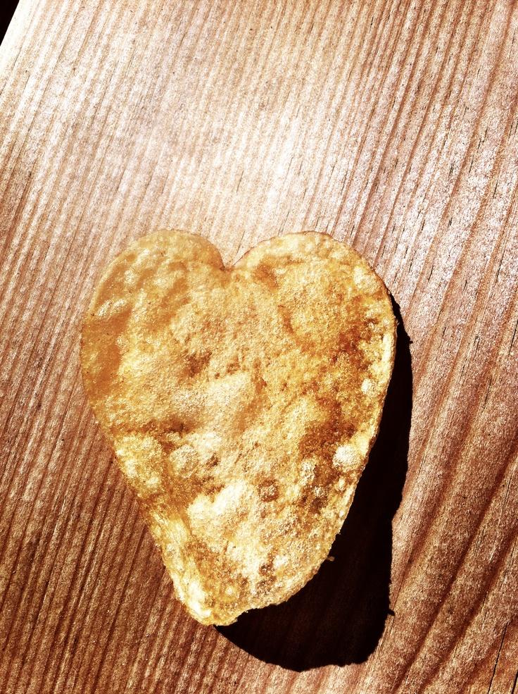 Love Heart Crisp