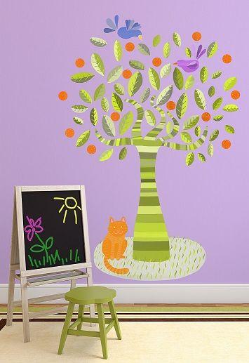 """""""L'albero verde"""" regalerà un tocco d'estate alla tua casa: piace a grandi e piccini e è l'ideale per ogni tipo di ambiente!"""