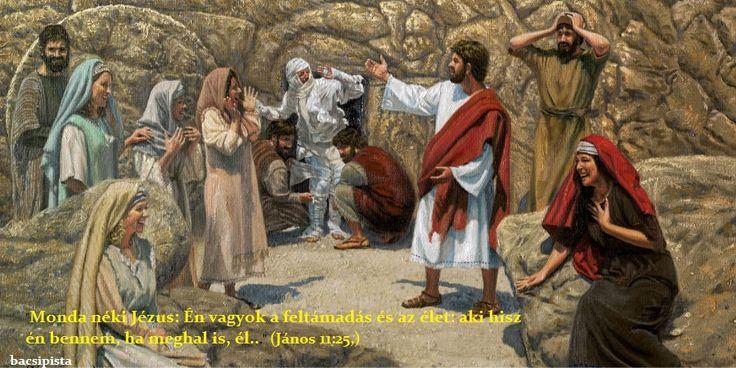 Én vagyok a feltámadás és az élet