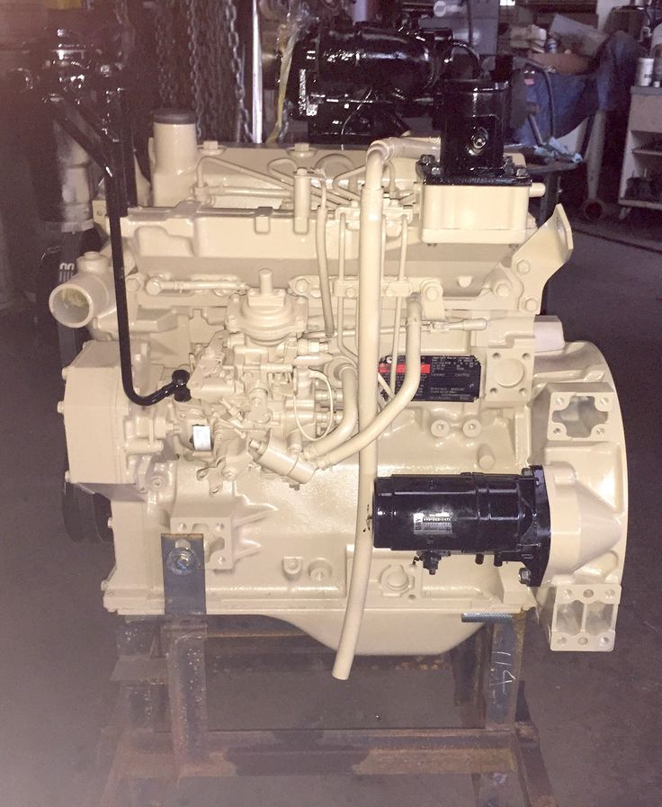 Cummins B3.3 engine.  New Rings, close to new as you can get.  For sale