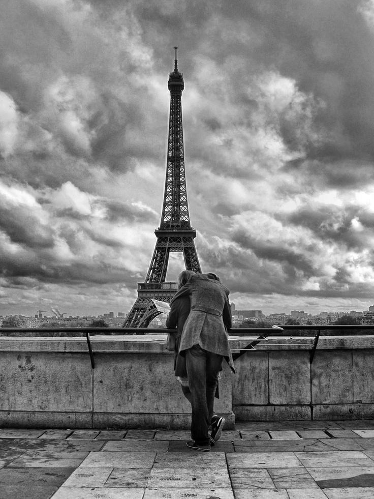 Love in Paris.