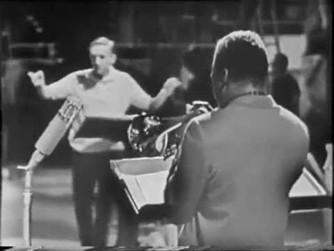 Miles Davis and Gil Evans, 'Miles Ahead,' 1959.  Happy Birthday, Miles!