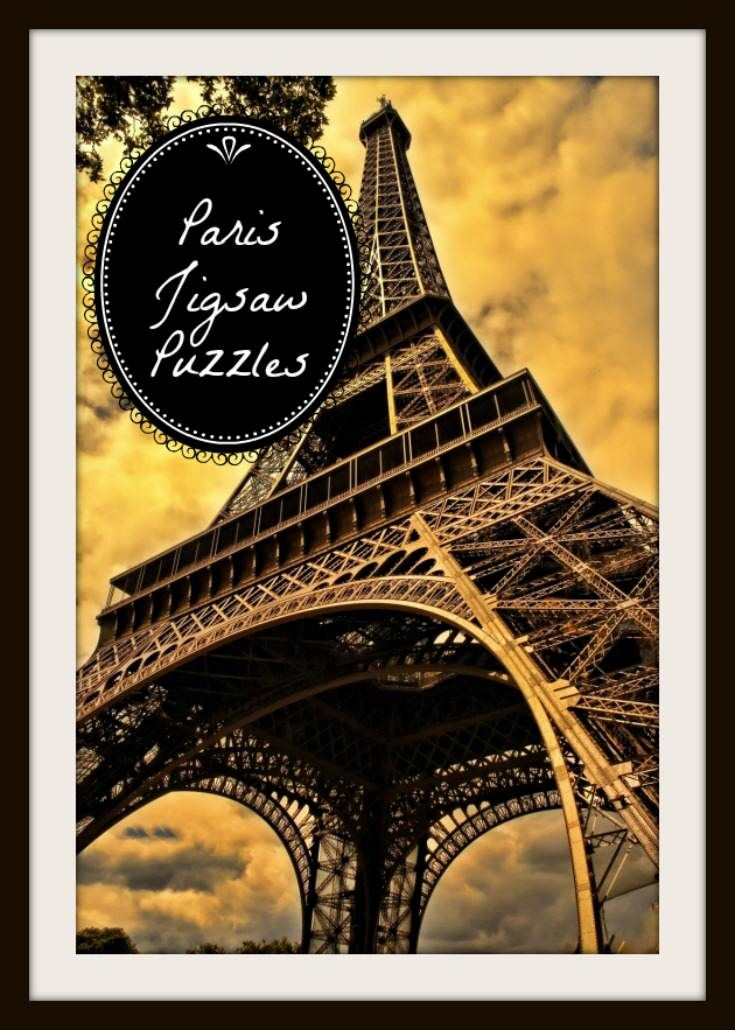 Paris Jigsaw Puzzles - The Jigsaw Puzzle Store