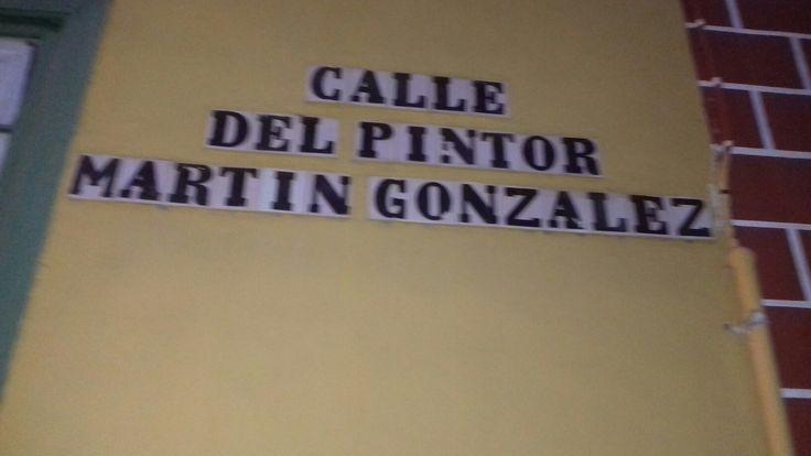 Martín lleva tilde porque es aguda y acaba en n y González lleva tilde porque es llana y no acaba ni en n, s, o vocal