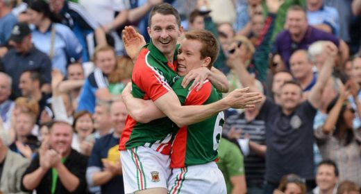 Great win for Mayo in All Ireland Senior Football Semi Final.