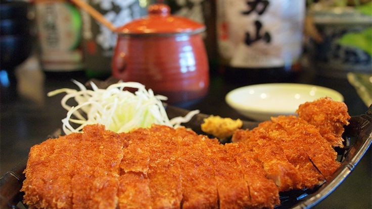 Tonkatsu Asian-Style Pork Chop