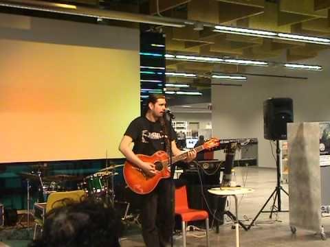 Kristian Meurman @ Entressen kirjaston avajaiset (4)