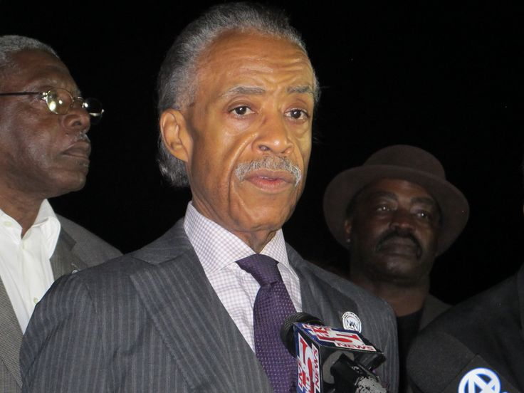 Al Sharpton says Rahm Emanuel must go as mayor of Chicago ~~The Washington Times~~