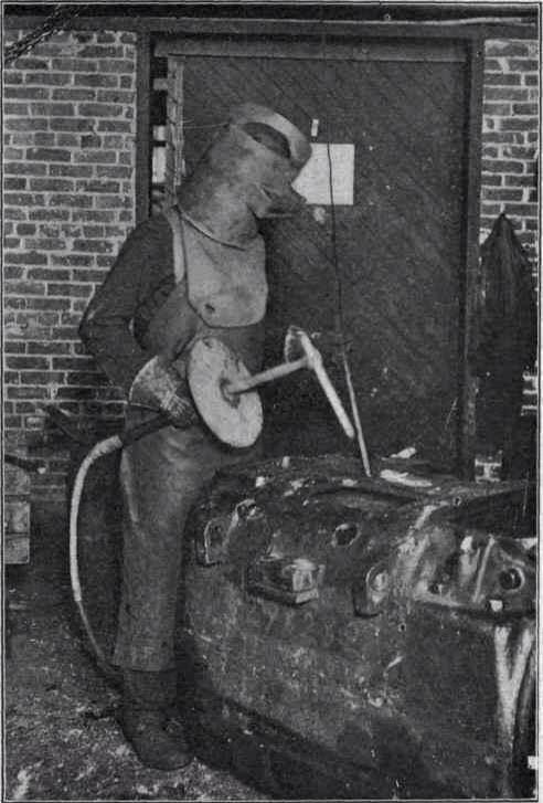 vintage welding just imagine welding with that beast  f ck
