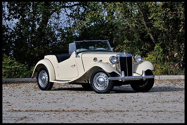 1951 MG TD for sale by Mecum Auction