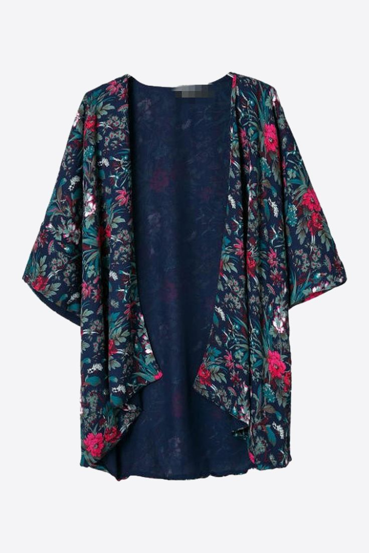 110 best Kimono Outer images on Pinterest | Kimonos, Jacket and ...