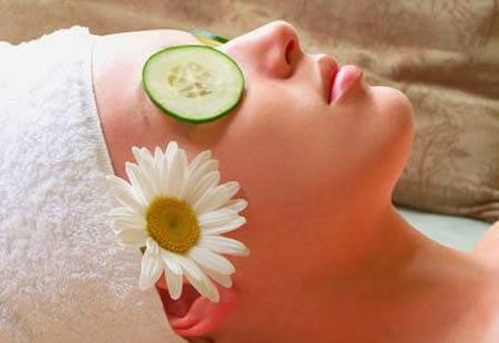 Remedy With Cucumber Top Natural Remedies And Herbal Treatment For Itchy Skin