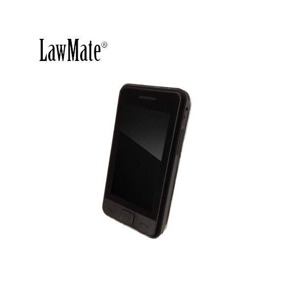El PV-900FHD es el nuevo Smartphone espía de Lawmate. Realiza grabaciones de video en 3 resoluciones diferentes incluyendo la Full HD de 1920 x 1080P. Realiza fotografías de 5 y 8 Mp. Posee detección de movimiento.