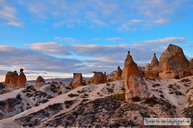 Can you see the camel?? Love Valley - Cappadocia Turkey