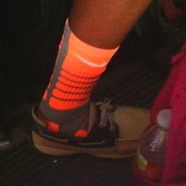 Nike Free 3.0 Chaussettes Flyknit Ou Pas De Chaussettes Avec Sperrys