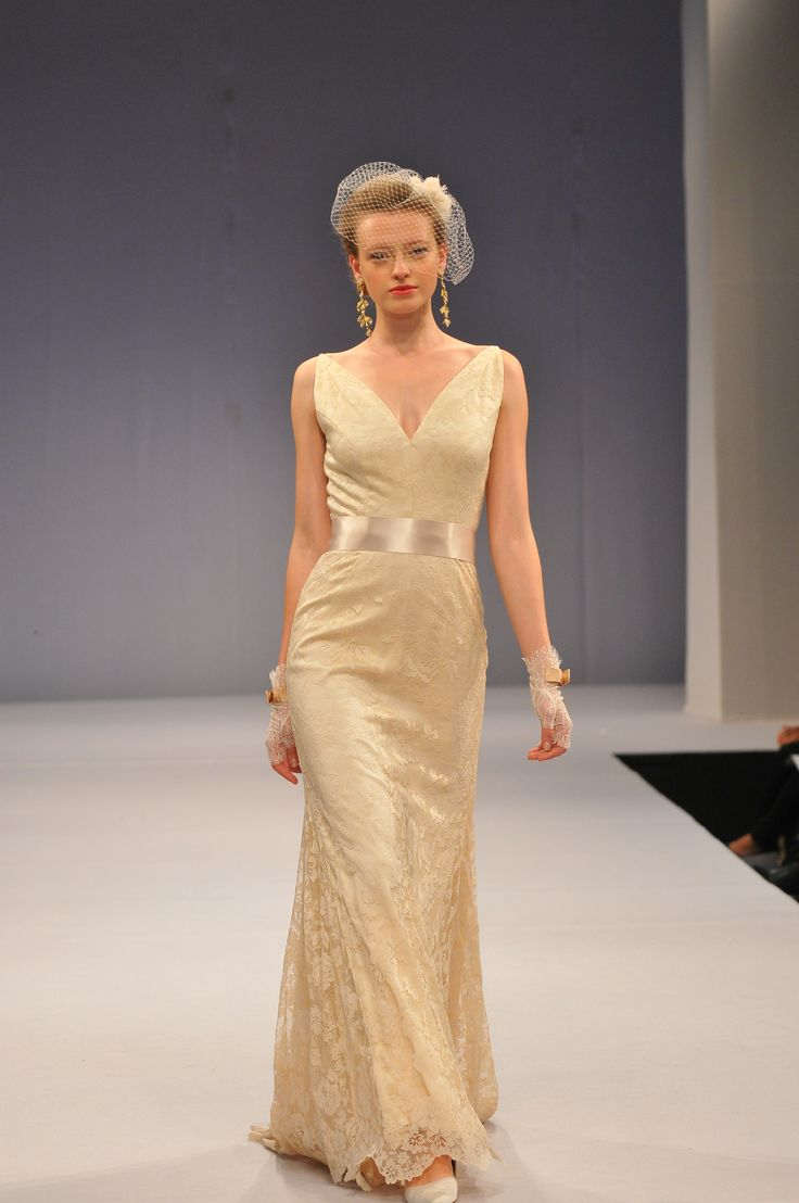 Champagne Trend Dress by Anne Barge