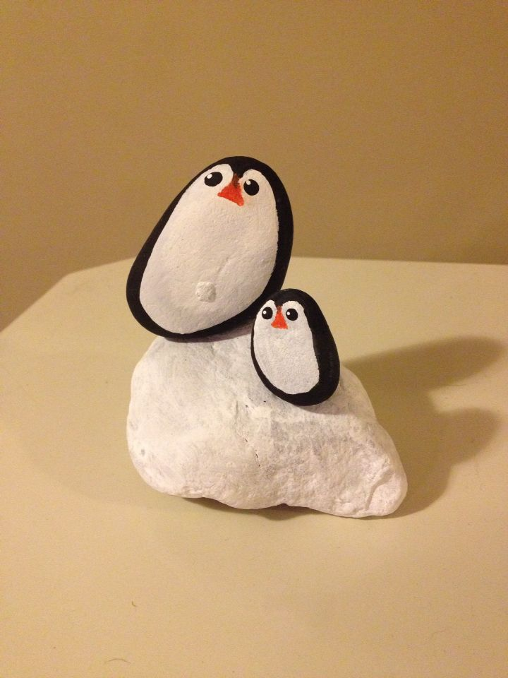 Penguin rock