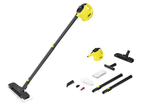 74€ Kärcher 1516264 - Limpiadora a vapor con tobera suelos, color amarillo