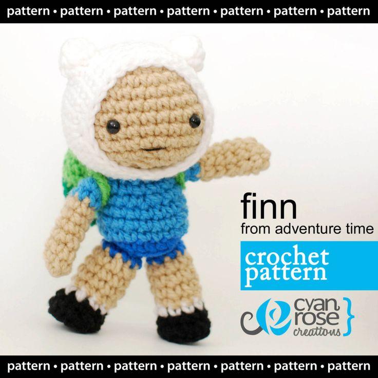 Amigurumi Love Birds Pattern : 1000+ ideas about Adventure Time Crochet on Pinterest ...
