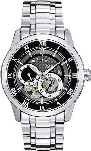 @bulova Watch Open Aperture Automatic #2015-2016-sale #bezel-fixed #black-friday-special #bracelet-strap-steel #brand-bulova #bulova-core-line #case-depth-11-2mm #case-material-steel #case-width-42mm #comparison #delivery-timescale-4-7-days #dial-colour-black #fashion #gender-mens #movement-automatic #official-stockist-for-bulova-watches #packaging-bulova-watch-packaging #sale-item-yes #style-dress #subcat-mechanical #supplier-model-no-96a119 #vip-exclusive…