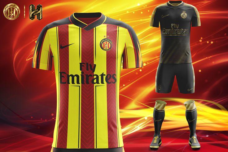 Consultez mon projet @Behance: « Esperance Sportive de Tunis Concept kits Home & Away » https://www.behance.net/gallery/58465549/Esperance-Sportive-de-Tunis-Concept-kits-Home-Away