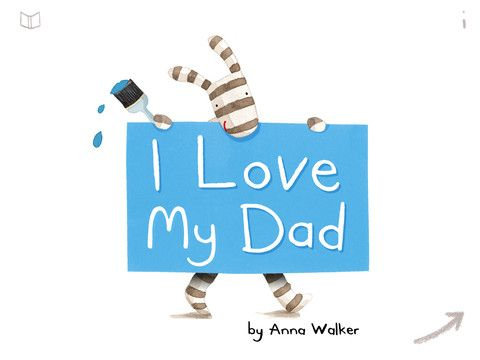 I Love My Dad- by Snappyant