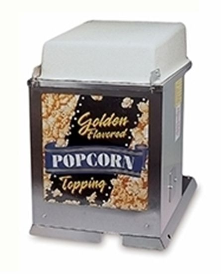 Gold Medal Deluxe Automatic Butter Dispenser 2395LS for Popcorn