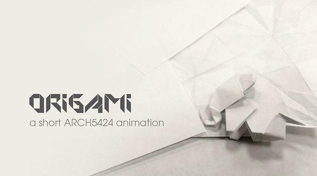 Origami - Elephant on Vimeo
