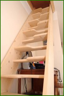 Space Saver Staircase