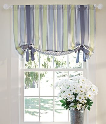 468 best country kitchens images on pinterest - Country kitchen valances for windows ...