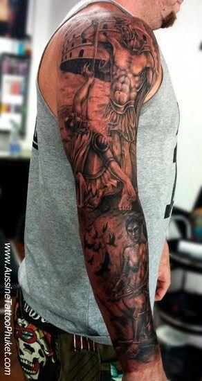tattoo gladiator rome rome tattoo pinterest rome