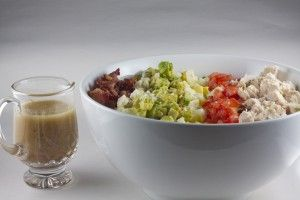 Cobb Salad with the original Brown Derby dressing