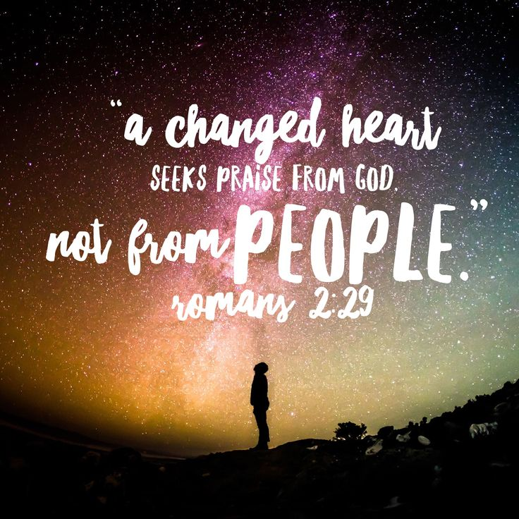 How many of us are still looking to others for acceptance rather than whom God says we are?