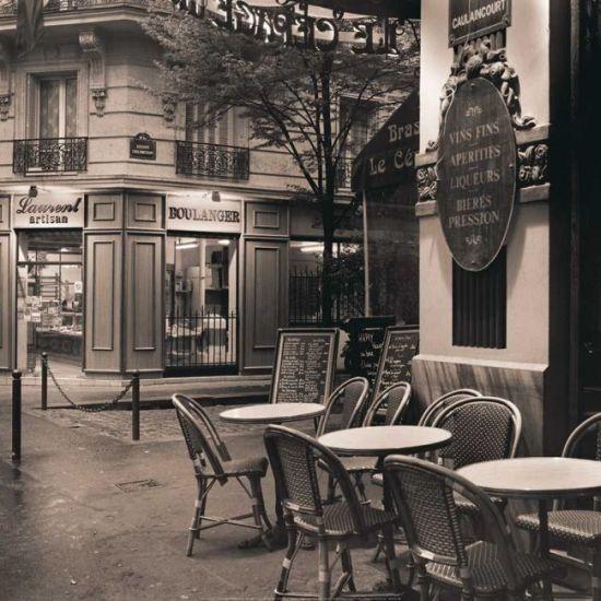 Cafe, Montmartre
