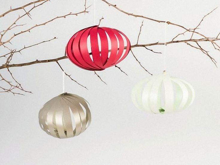 DIY-Anleitung: Papier-Ornamente selber machen via DaWanda.com