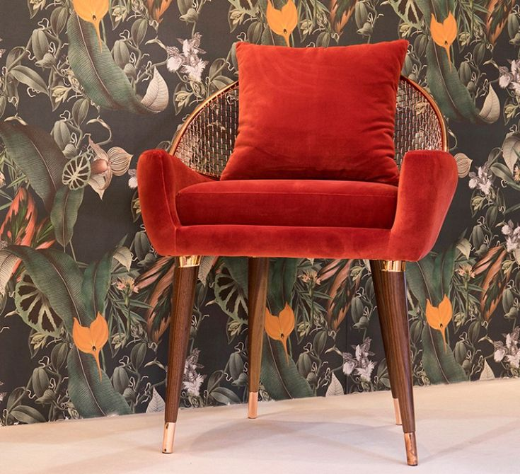 The Mid-Century Dining Chairs Your Home Needs This Summer | www.essentialhome.eu/blog