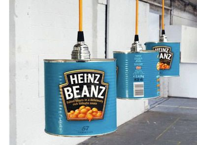 Upcycle Us: Upcycling cans into lamps