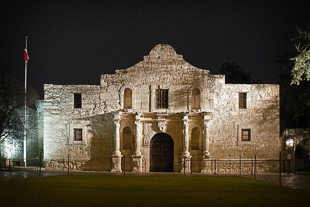 San Antonio, Texas The Alamo