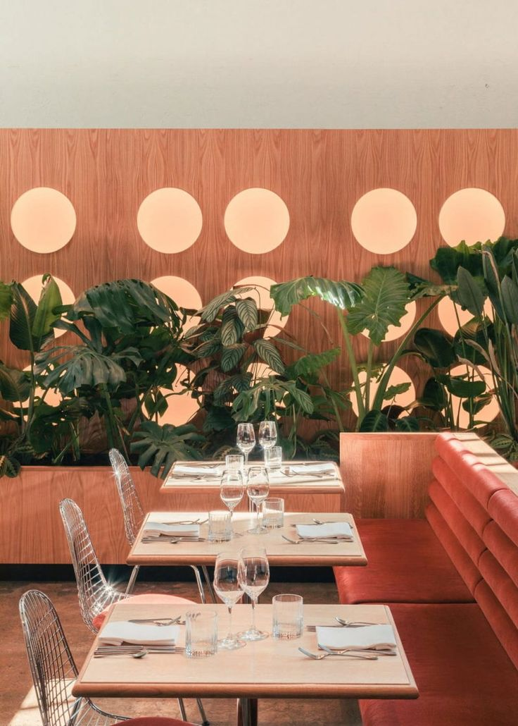 Modernist Heroine Restaurant & Bar by Modiste, Rotterdam