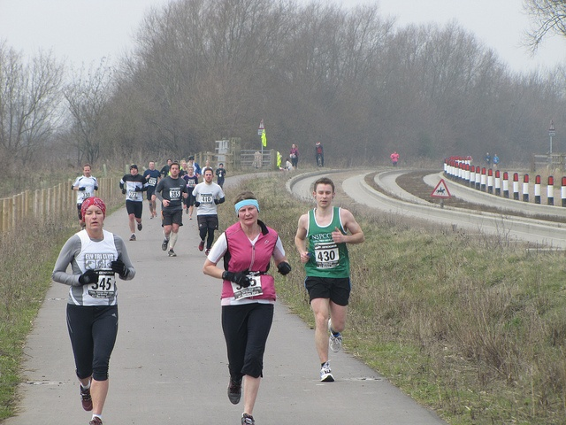 Swavesey Half-Marathon, via Flickr.