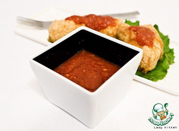 Тайский соус из перцев - кулинарный рецепт