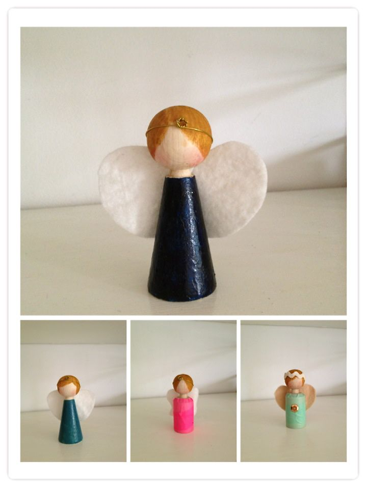 Engel Peg Doll Angel