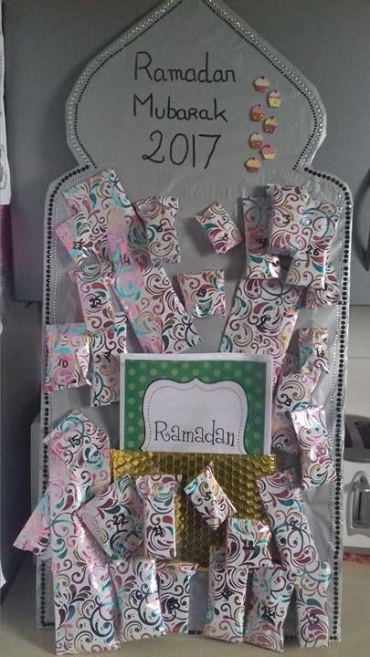 idée calendrier ramadan