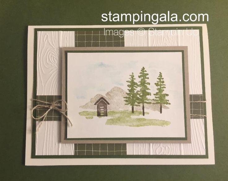 Stamp club card By Julie - stampingala.com