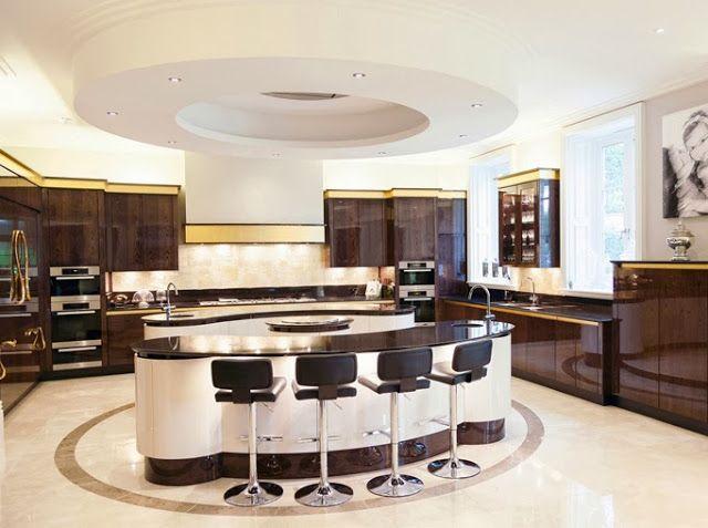 Kitchen Design Think Tank: Celestial Island Cluster