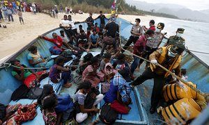 As number of people driven from home exceeds 60 million for first time, UN refugee agency sounds alarm over failure of nations to find collective solutions